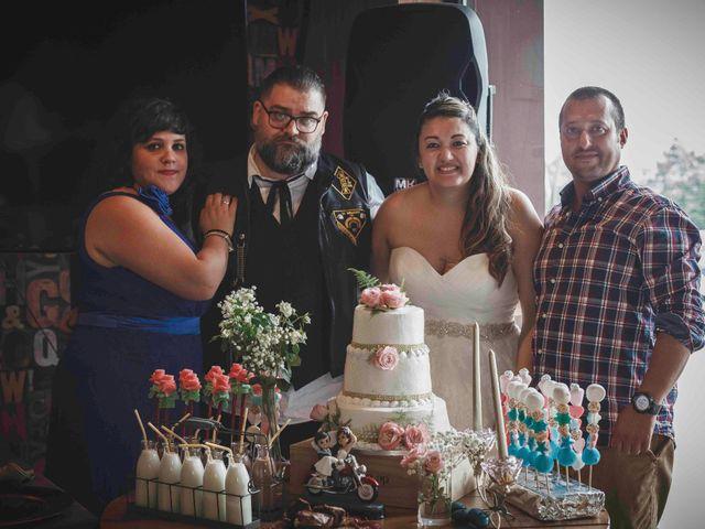 La boda de Jose y Isabel en Gijón, Asturias 54