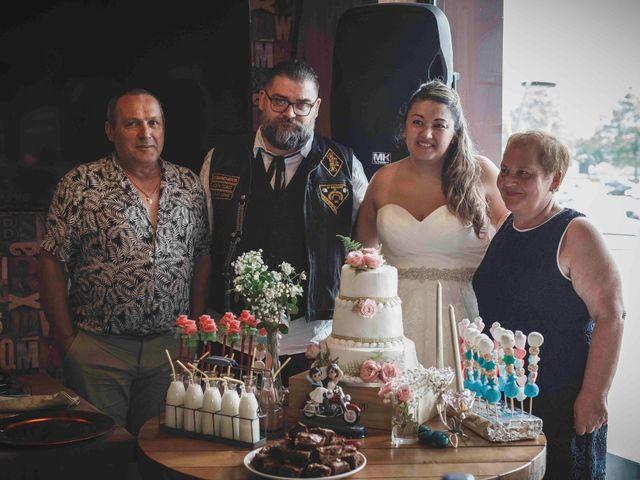La boda de Jose y Isabel en Gijón, Asturias 55