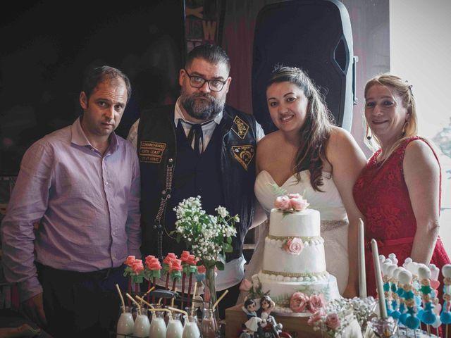 La boda de Jose y Isabel en Gijón, Asturias 56