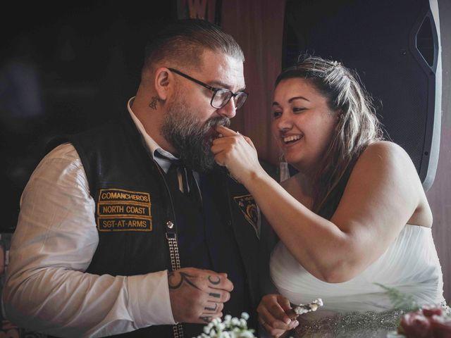 La boda de Jose y Isabel en Gijón, Asturias 59