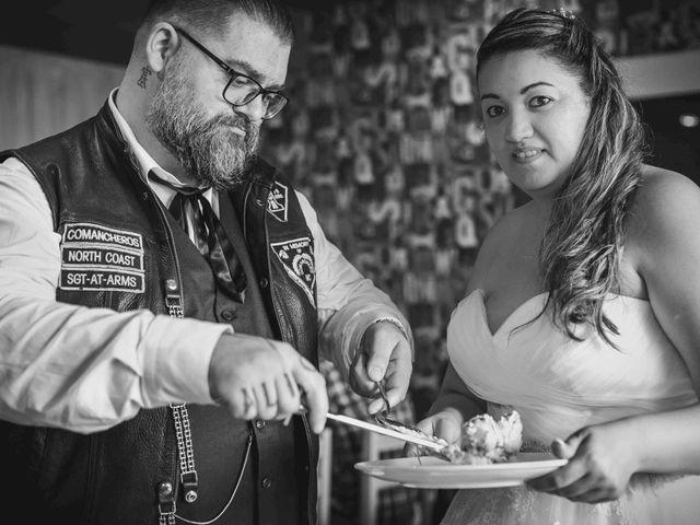 La boda de Jose y Isabel en Gijón, Asturias 62