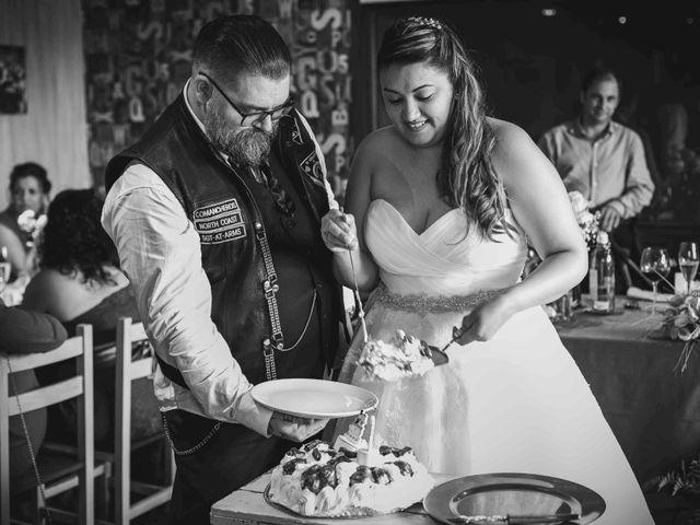 La boda de Jose y Isabel en Gijón, Asturias 65