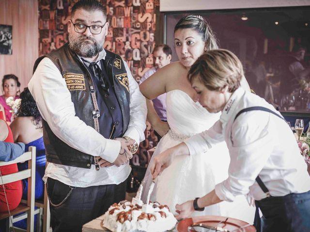 La boda de Jose y Isabel en Gijón, Asturias 68