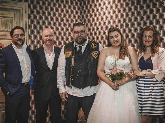 La boda de Jose y Isabel en Gijón, Asturias 73