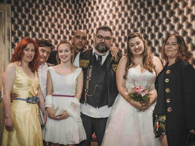 La boda de Jose y Isabel en Gijón, Asturias 75