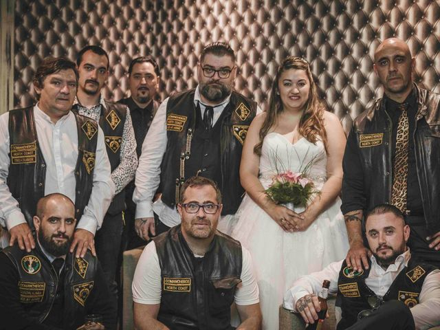 La boda de Jose y Isabel en Gijón, Asturias 76