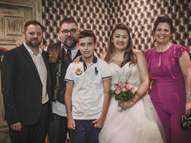 La boda de Jose y Isabel en Gijón, Asturias 84