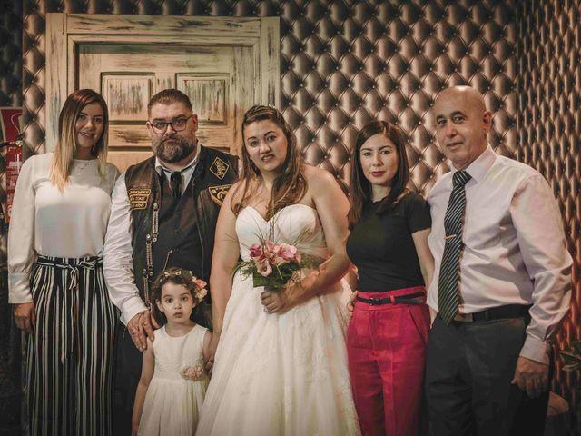 La boda de Jose y Isabel en Gijón, Asturias 92
