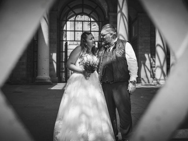 La boda de Jose y Isabel en Gijón, Asturias 115