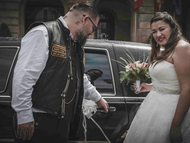 La boda de Jose y Isabel en Gijón, Asturias 137