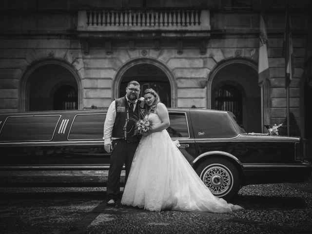 La boda de Jose y Isabel en Gijón, Asturias 139