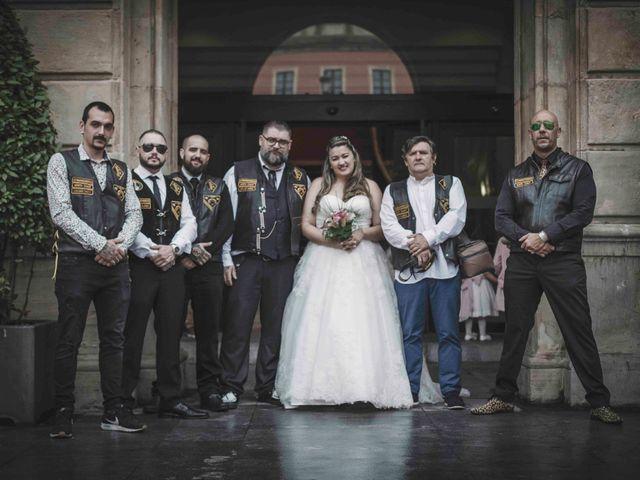 La boda de Jose y Isabel en Gijón, Asturias 141