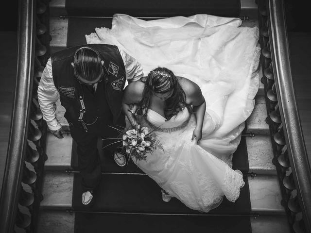 La boda de Jose y Isabel en Gijón, Asturias 143