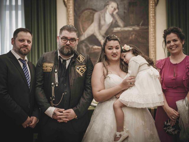 La boda de Jose y Isabel en Gijón, Asturias 152