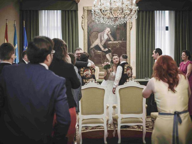 La boda de Jose y Isabel en Gijón, Asturias 154