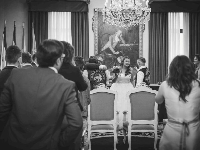 La boda de Jose y Isabel en Gijón, Asturias 155
