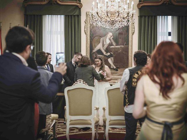 La boda de Jose y Isabel en Gijón, Asturias 158