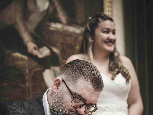 La boda de Jose y Isabel en Gijón, Asturias 163