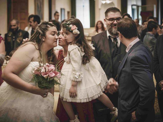 La boda de Jose y Isabel en Gijón, Asturias 169