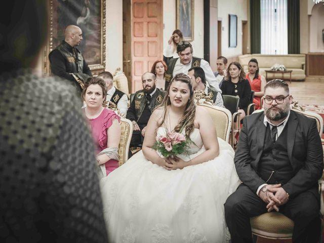 La boda de Jose y Isabel en Gijón, Asturias 186