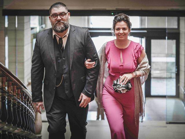 La boda de Jose y Isabel en Gijón, Asturias 194