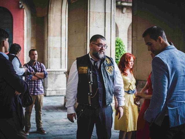 La boda de Jose y Isabel en Gijón, Asturias 204