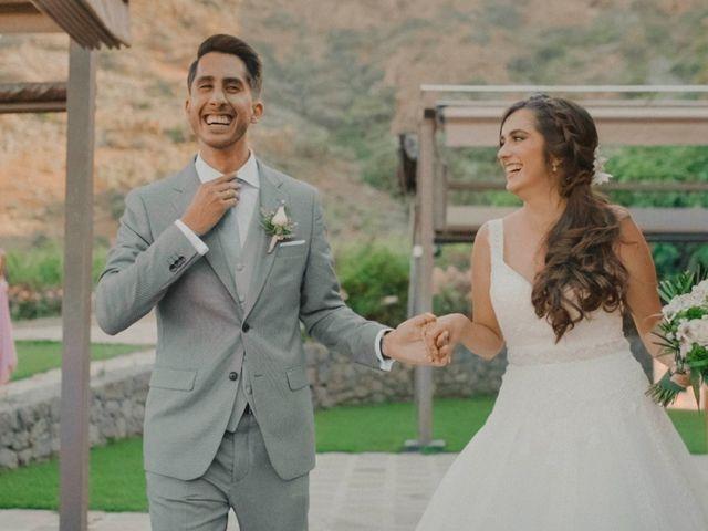 La boda de Laureano y Irene
