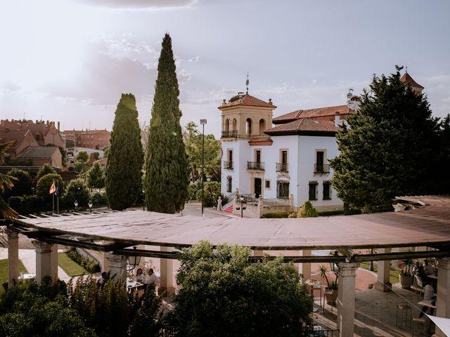 La boda de Tamara y Diego en Boecillo, Valladolid 2
