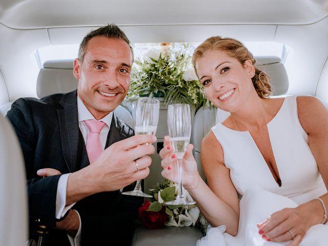 La boda de Tamara y Diego en Boecillo, Valladolid 9