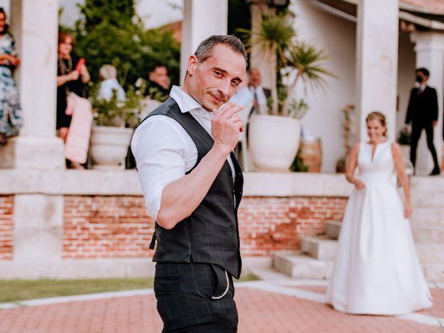 La boda de Tamara y Diego en Boecillo, Valladolid 21