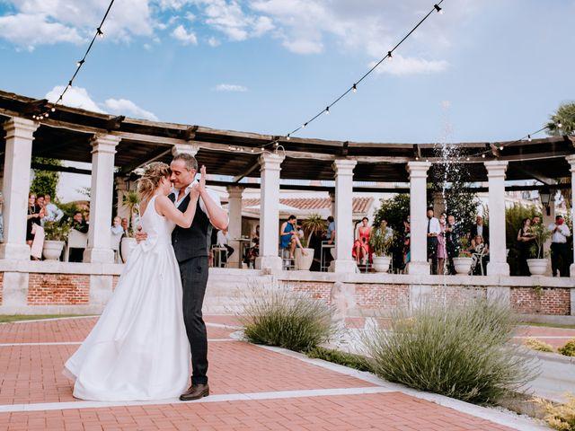 La boda de Tamara y Diego en Boecillo, Valladolid 22