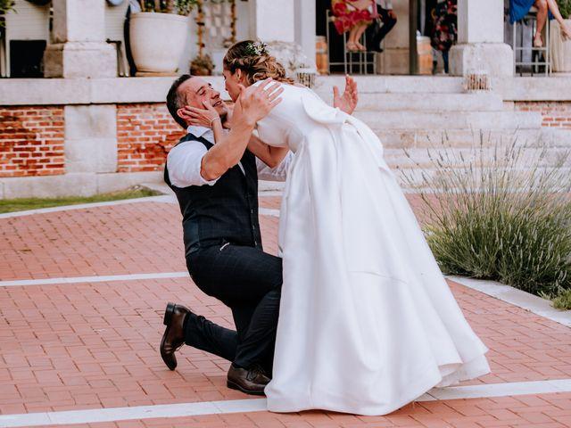 La boda de Tamara y Diego en Boecillo, Valladolid 23
