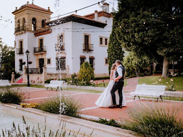 La boda de Tamara y Diego en Boecillo, Valladolid 25