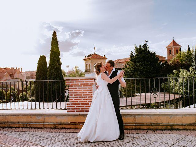 La boda de Tamara y Diego en Boecillo, Valladolid 26