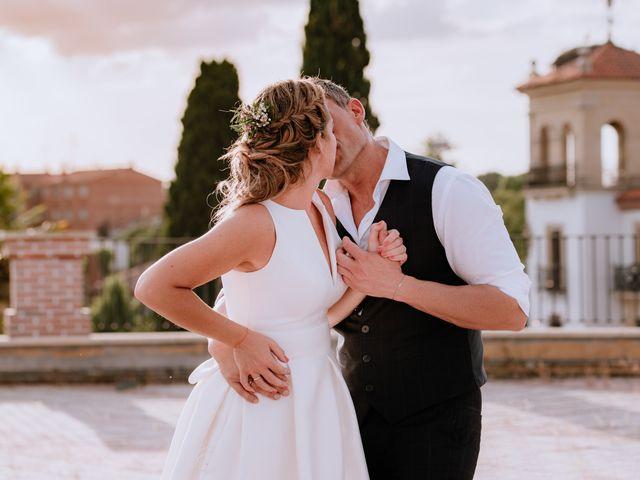 La boda de Tamara y Diego en Boecillo, Valladolid 27