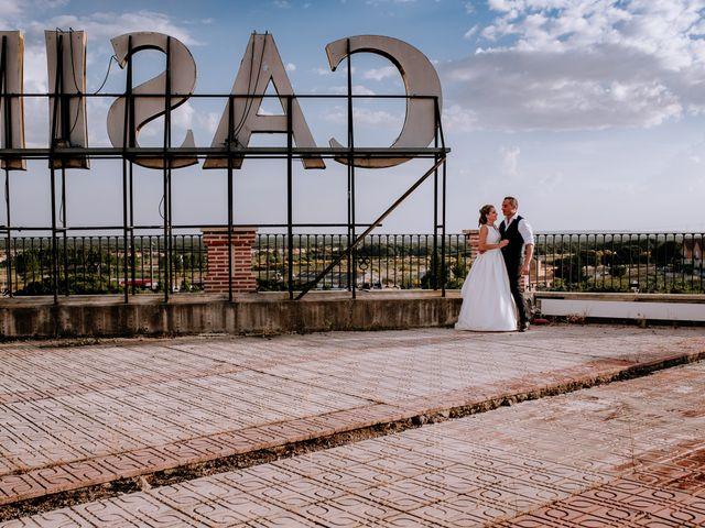 La boda de Tamara y Diego en Boecillo, Valladolid 28