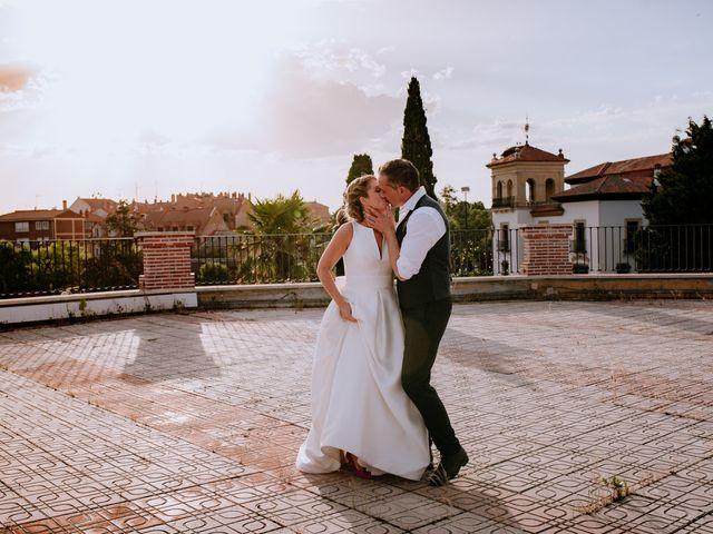 La boda de Tamara y Diego en Boecillo, Valladolid 1