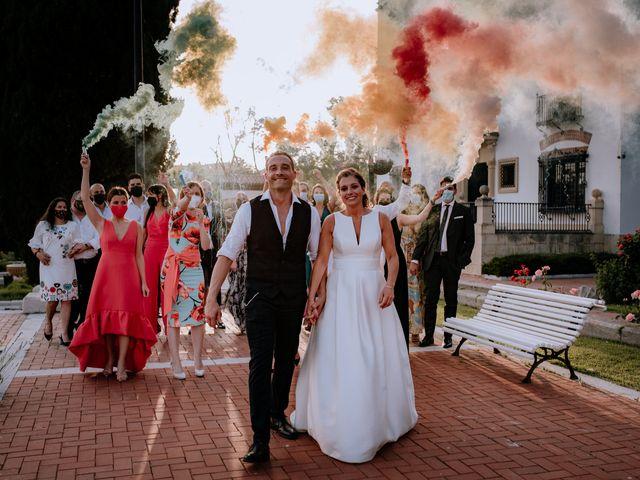 La boda de Tamara y Diego en Boecillo, Valladolid 29