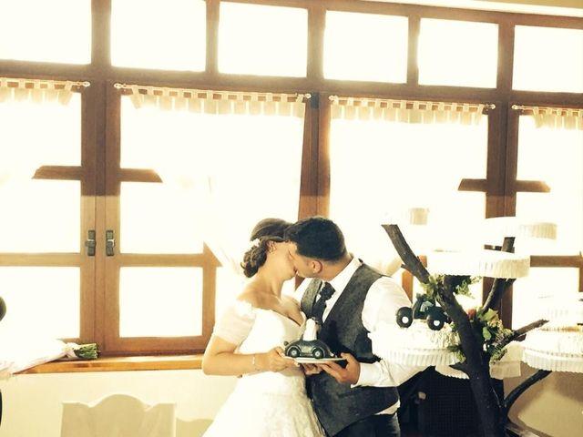La boda de Arkaitz y Janire