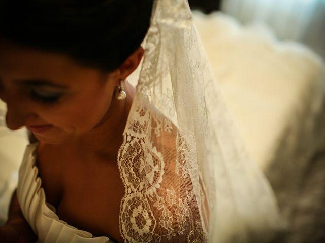 La boda de David y Sonia en La Carolina, Jaén 16