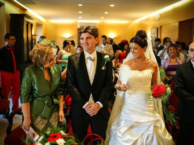 La boda de David y Sonia en La Carolina, Jaén 21