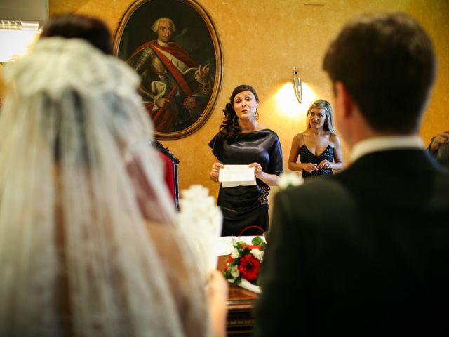La boda de David y Sonia en La Carolina, Jaén 22