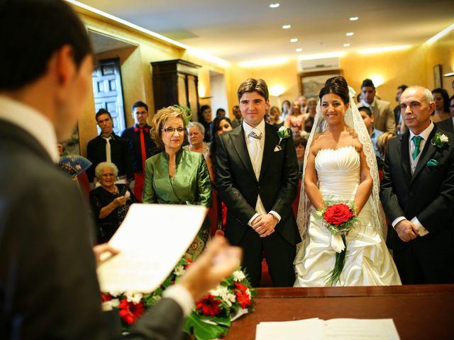 La boda de David y Sonia en La Carolina, Jaén 24