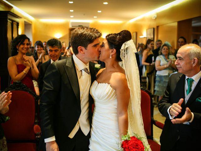 La boda de David y Sonia en La Carolina, Jaén 26