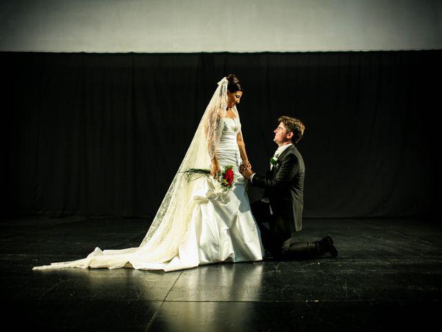 La boda de David y Sonia en La Carolina, Jaén 28