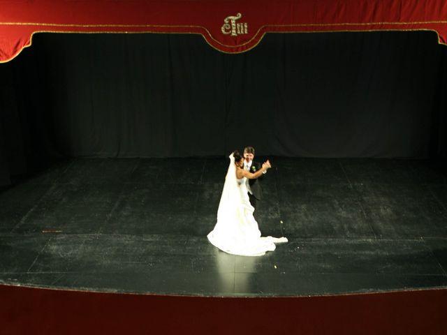 La boda de David y Sonia en La Carolina, Jaén 29