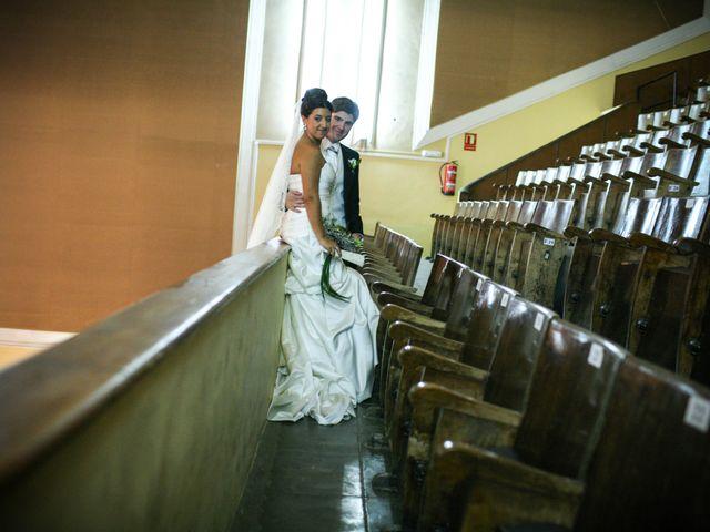 La boda de David y Sonia en La Carolina, Jaén 32