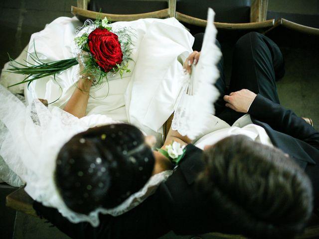 La boda de David y Sonia en La Carolina, Jaén 33