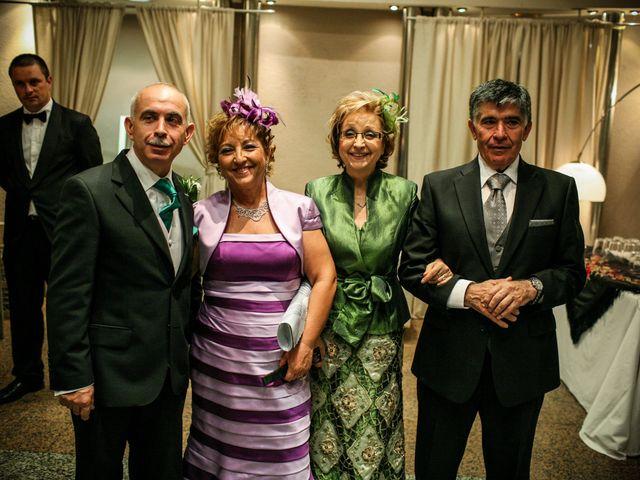 La boda de David y Sonia en La Carolina, Jaén 37