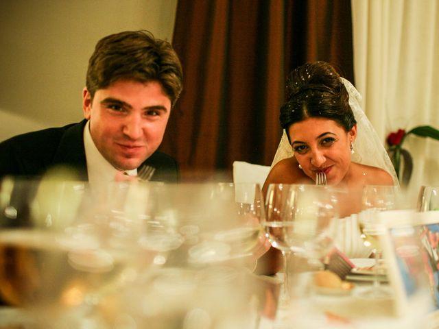 La boda de David y Sonia en La Carolina, Jaén 41